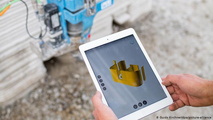 У Німеччині будинок вперше надрукують на 3D-принтері - фото 3