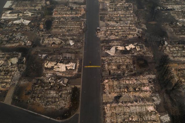 Лесные пожары в США: около полумиллиона человек в Орегоне вынуждены покинуть свои дома - фото 2