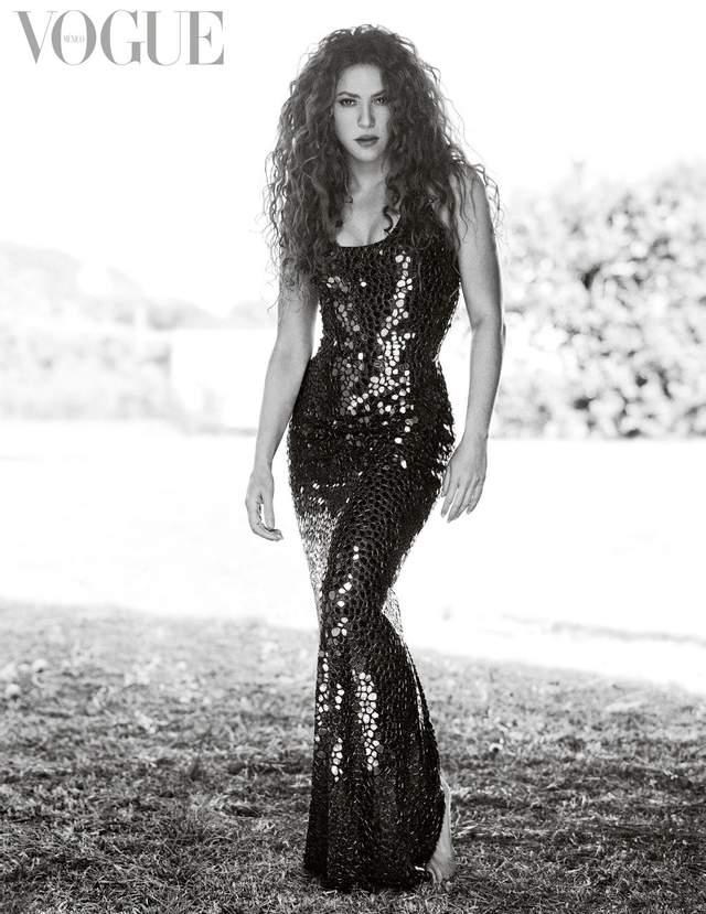 Шакіра стала зіркою мексиканського Vogue (ФОТО) - фото 3