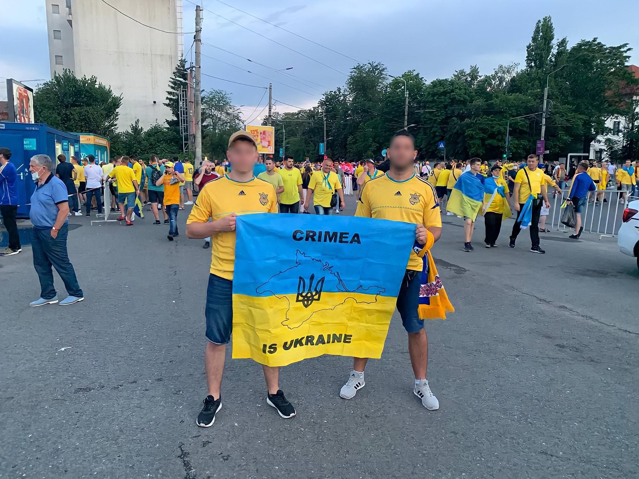 Политические скандалы вокруг украинского Крыма на Евро-2020 не утихают: кто отличился на этот раз - фото 2