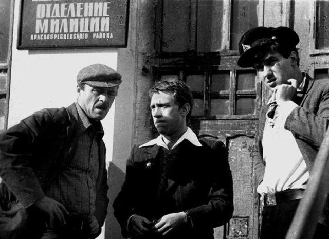 Приятная ностальгия: фото со съемочных площадок советских фильмов - фото 5