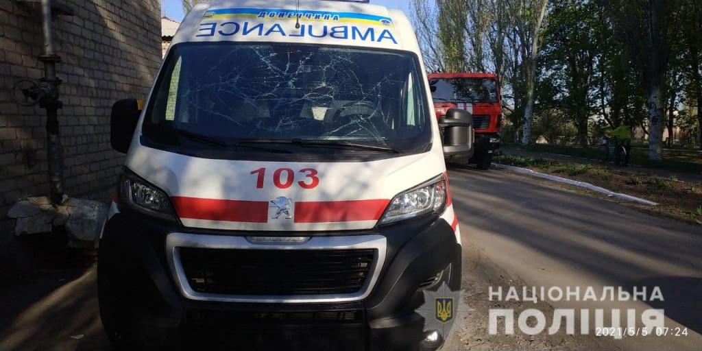 Обострение на Донбассе: оккупанты открыли огонь по ковидной больнице (ФОТО) - фото 4
