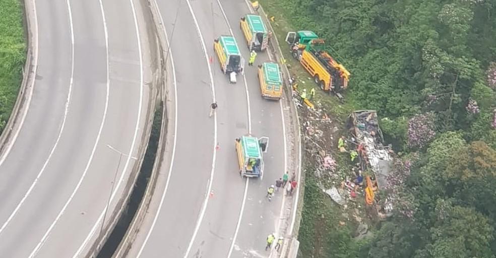 У Бразилії сталася автокатастрофа: загинула 21 людина (ФОТО) - фото 3