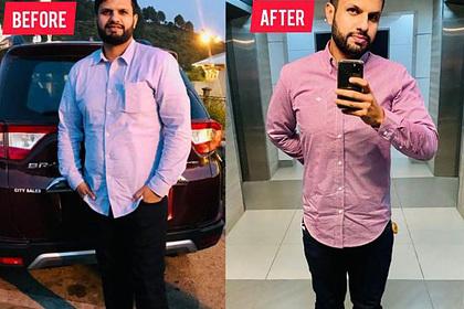 Мужчина рассказал секрет похудения на 20 килограммов за семь месяцев - фото 2