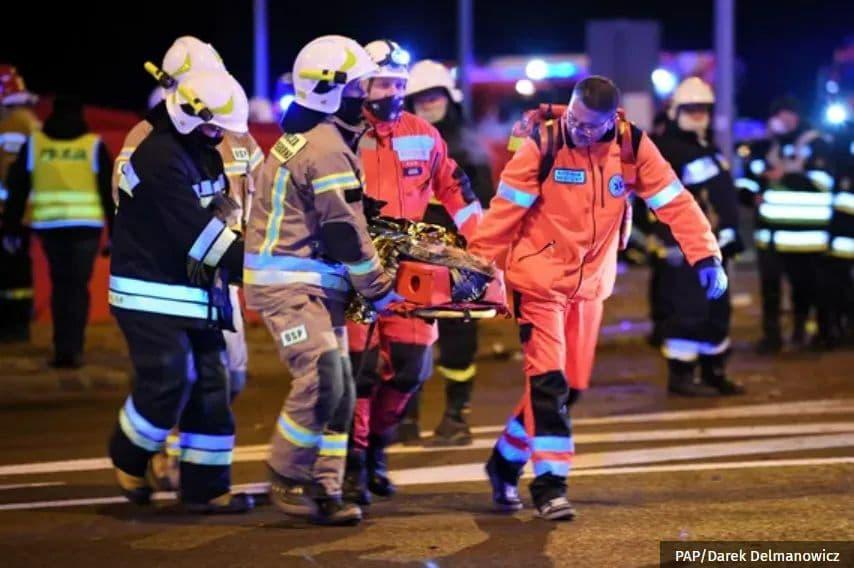 В Польше произошла масштабная ДТП, где пострадали украинцы: названа причина (ФОТО) — ОБНОВЛЕНО - фото 7