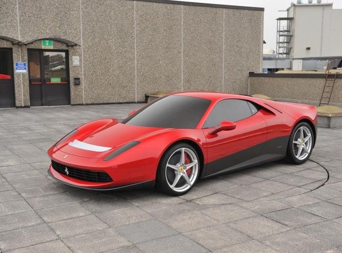 Сделано под заказ: невероятные автомобили для сильных мира сего - фото 2