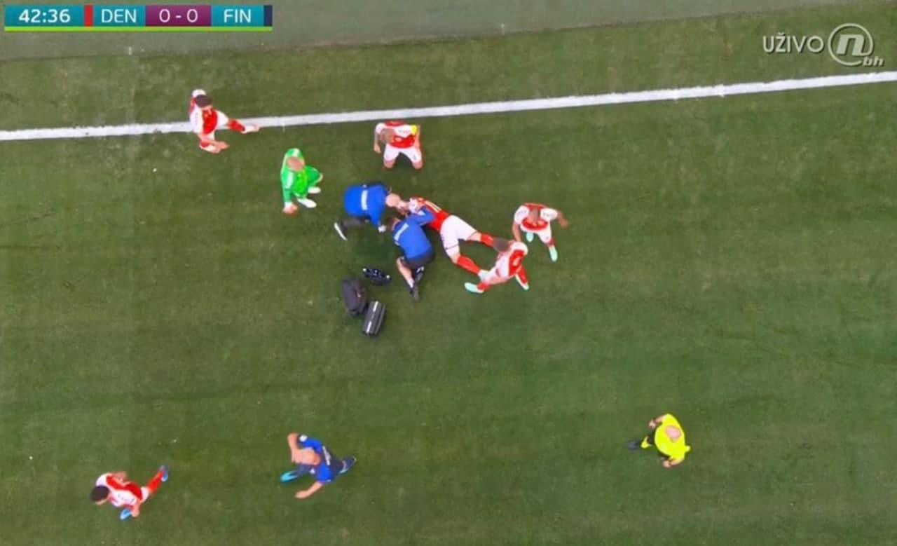 Матч Данія-Фінляндія зупинили: кому з футболістів стало погано — фото, видео (ОНОВЛЕНО) - фото 4