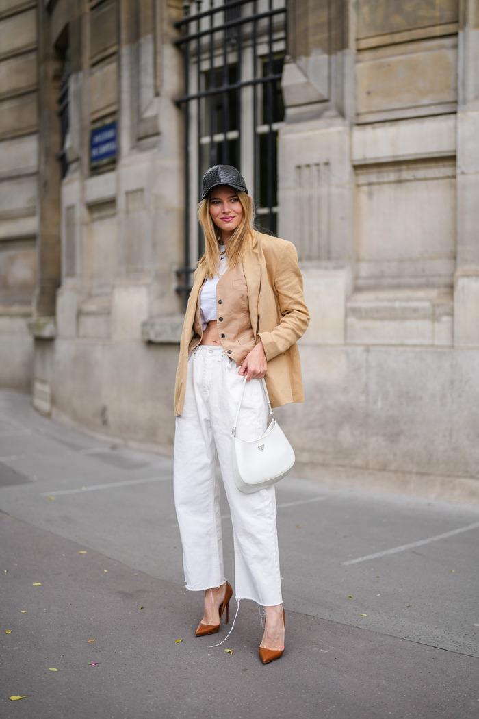 С чем носить белые джинсы этим летом (ФОТО) - фото 2