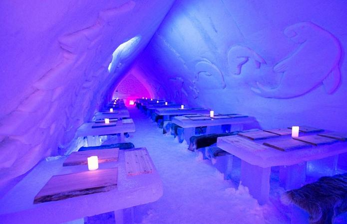 Необычные рестораны мира, которые, однозначно, стоит посетить - фото 2