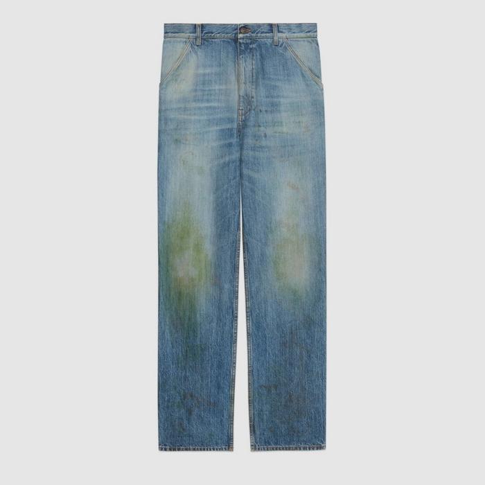 Люксовий бренд випустив джинси з плямами від трави - фото 2