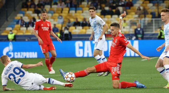 Судья отобрал победу у киевского «Динамо» на последних минутах матча