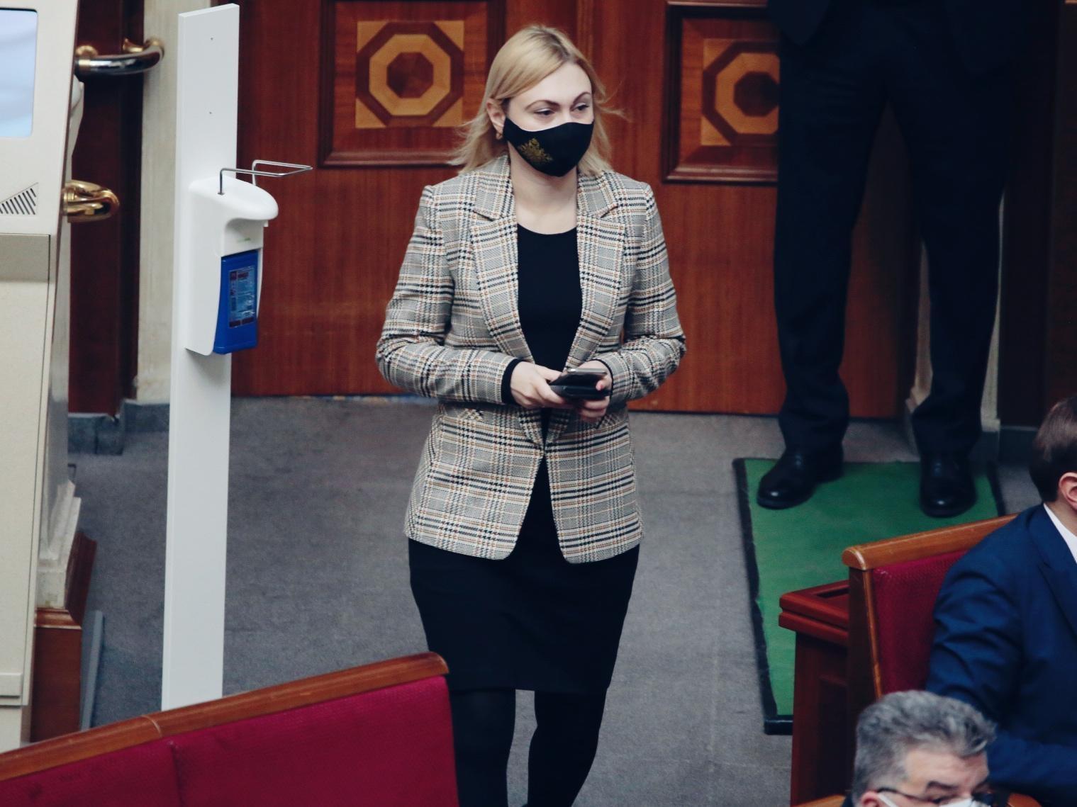 Євгенія Кравчук: «Варіант розпустити Раду у Зеленського завжди на столі»  - фото 4