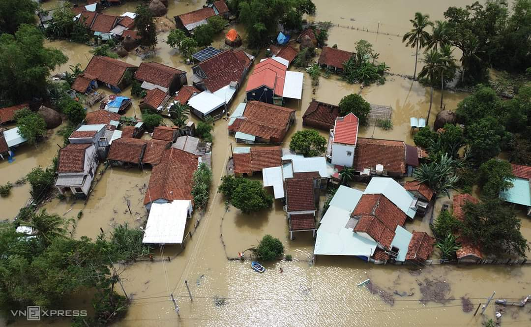 Через природні катаклізми у В'єтнамі постраждало понад 5 млн осіб - ООН - фото 4