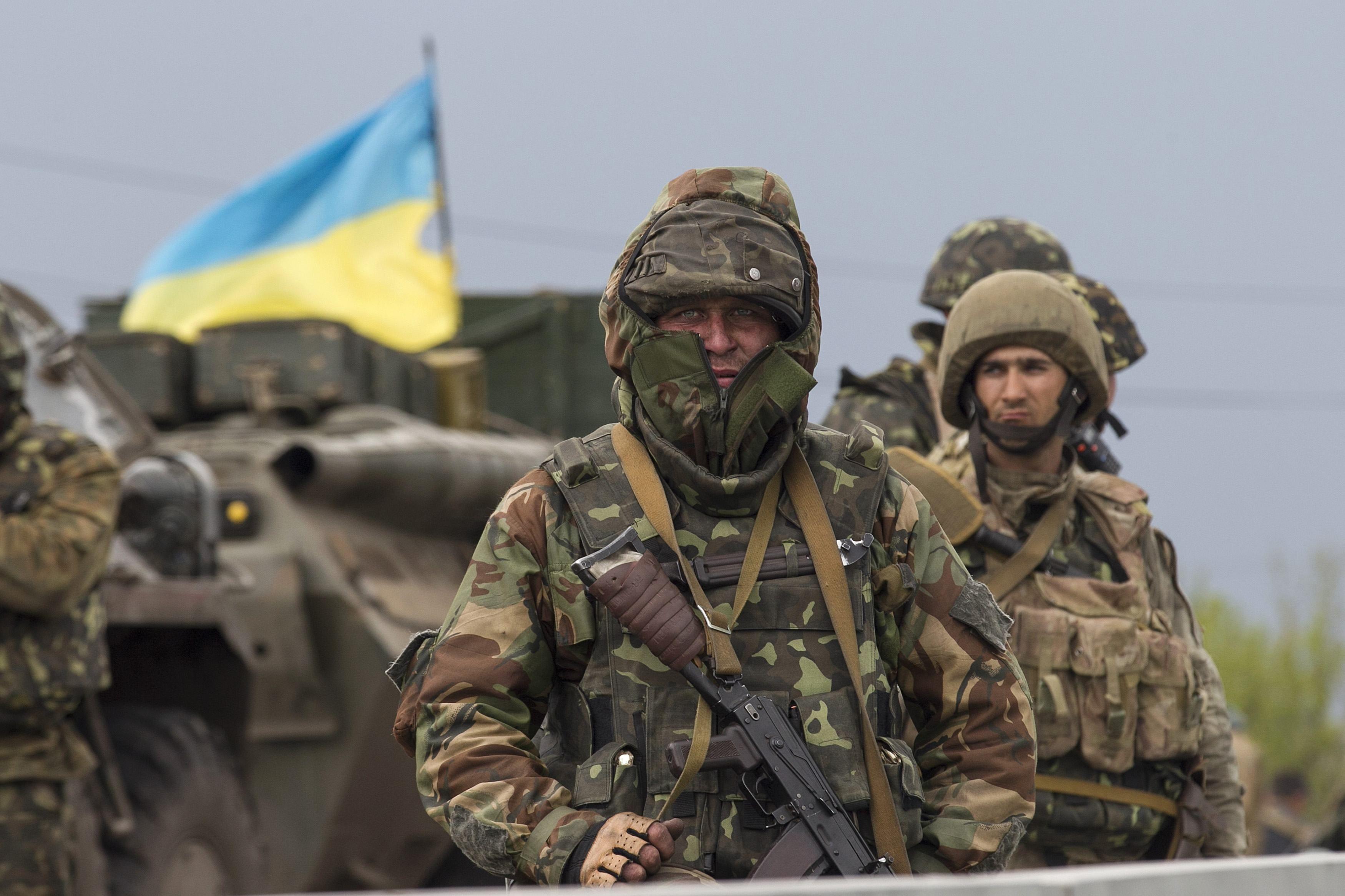 Фото картинки украинской армии