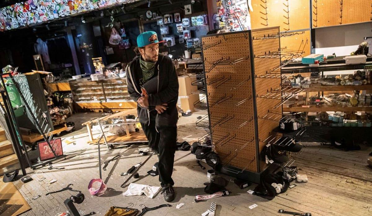 Лабутены на улицах Сан-Франциско и погромы в Нью-Йорке: украинцы из США о беспорядках - фото 3