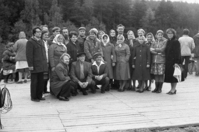 Приятная ностальгия: фото со съемочных площадок советских фильмов - фото 13
