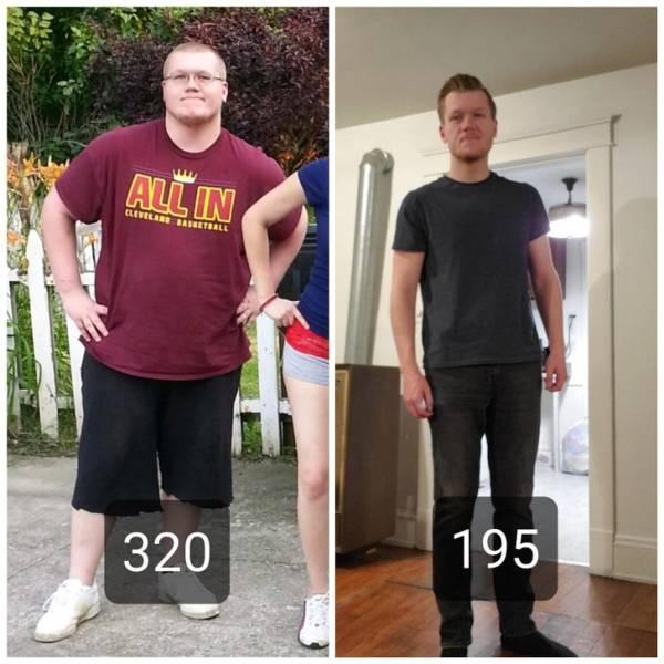 Вольові і цілеспрямовані: чоловіки, які захотіли і змогли схуднути (фото) - фото 3