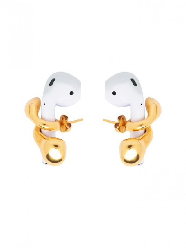 Уникальные сережки предотвратят выпадение наушников Apple AirPod (ФОТО) - фото 5