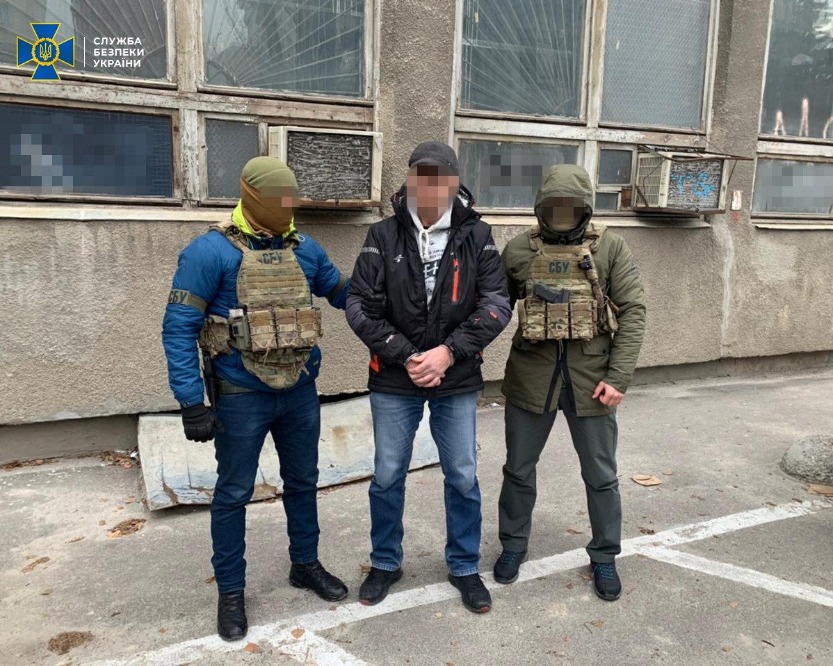 В Харькове задержали агента ФСБ РФ: подробности (ФОТО, ВИДЕО) - фото 2