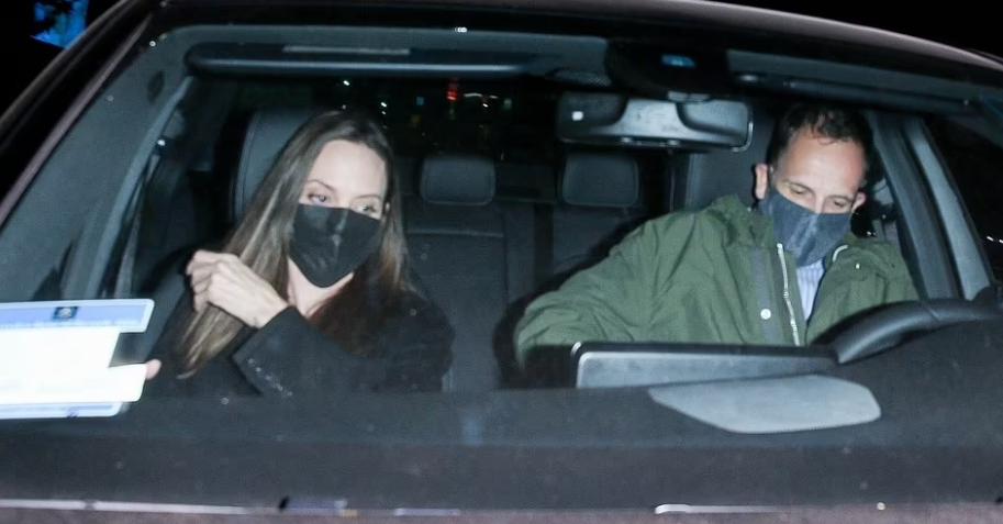 Анджелину Джоли «застукали» на свидании с экс-мужем (ФОТО) - фото 2