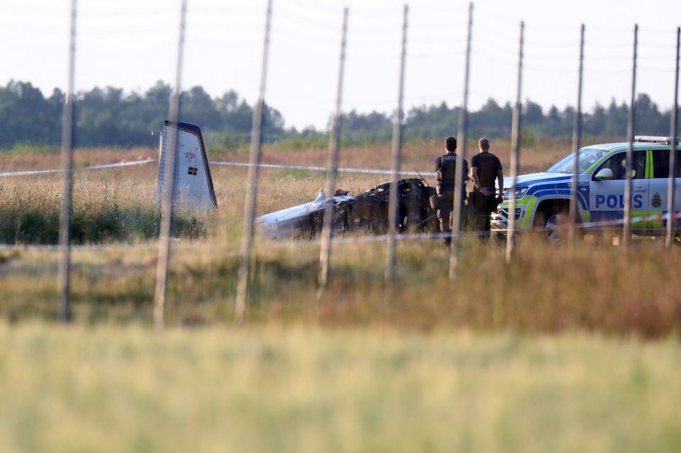 В Швеции разбился самолет: никто не выжил (ФОТО) - фото 2