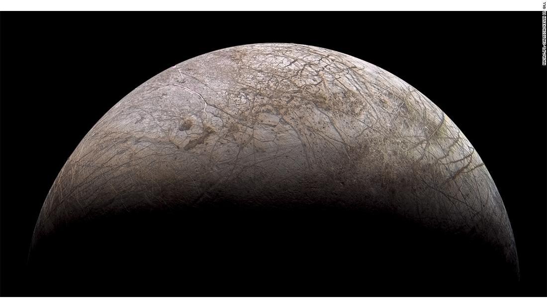 НАСА опубликовало фото поверхности и магнитных колебаний Юпитера - снимки как из фантастического фильма - фото 5