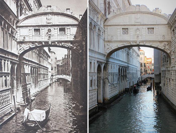 Фотограф показал, как изменилась Европа за 100 лет (ФОТО) - фото 2