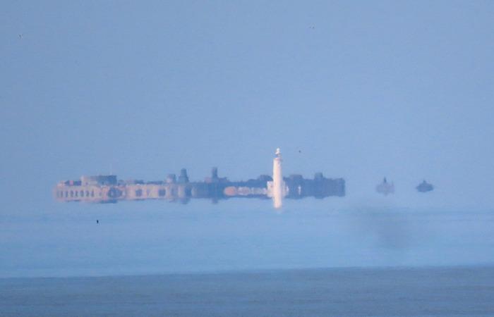 Фотограф сделал снимок замка, «парящего» в воздухе (ФОТО) - фото 2