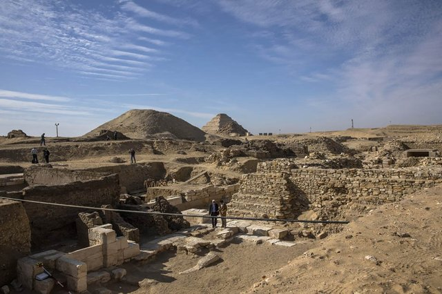 В египетской истории появилась новая царица: найден ее храм (ФОТО) - фото 5