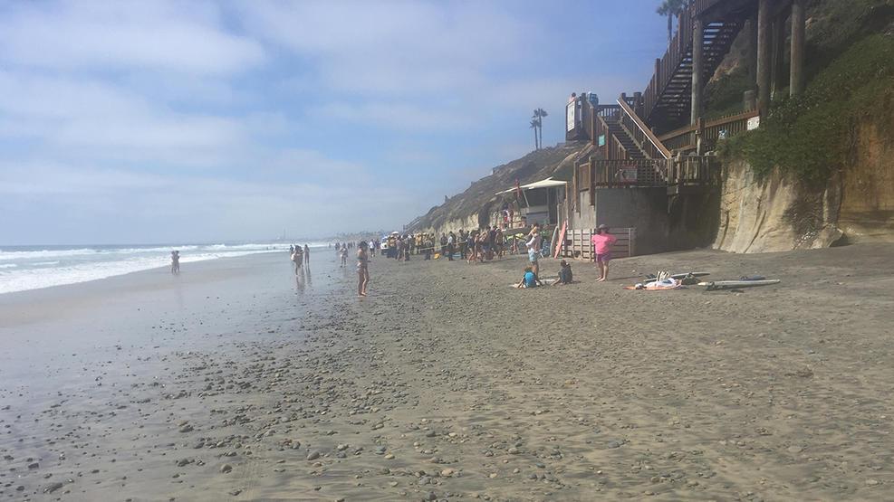 В Калифорнии на пляже обрушилась скала есть погибшие                     сегодня 11:55         • Мария Чиренко