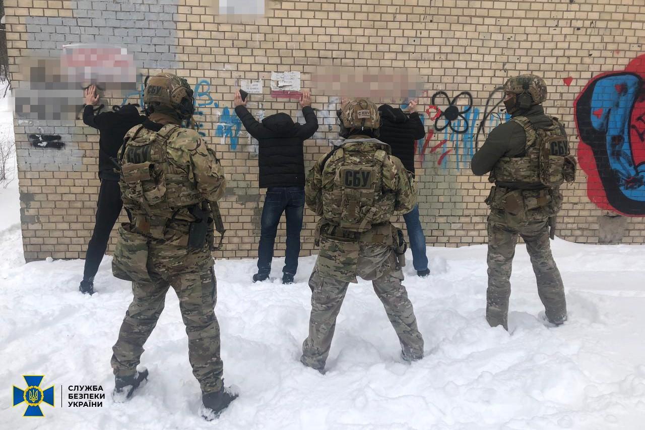 На Киевщине задержали террористов-исламистов (ФОТО, ВИДЕО) - фото 7