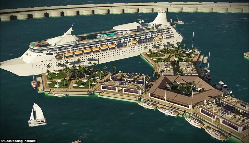 У 2022 році з'явиться місто у відкритому океані - фото 3