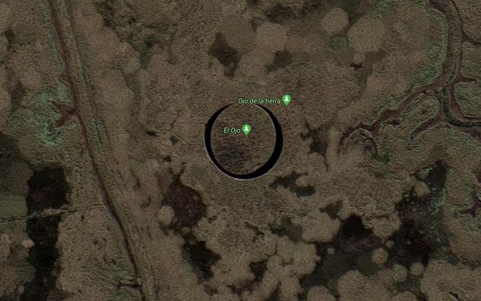 Пять интересных мест, рассекреченных благодаря Google Maps - фото 5