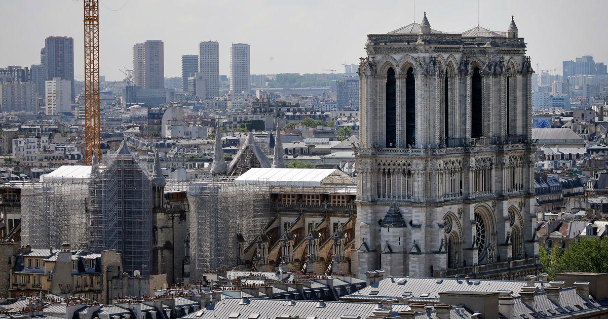 У Франції почнуть реставрацію Нотр-Дама: як собор виглядає зараз - фото 4