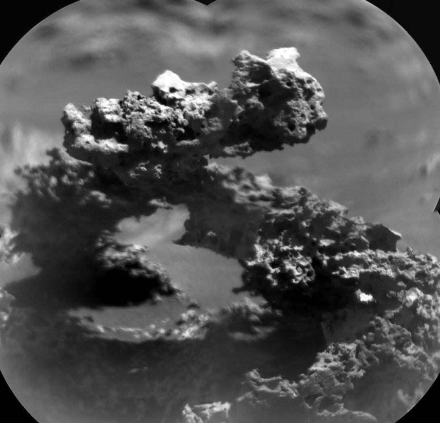 Марсохід NASA виявив на Марсі дивну арку (ФОТО) - фото 2