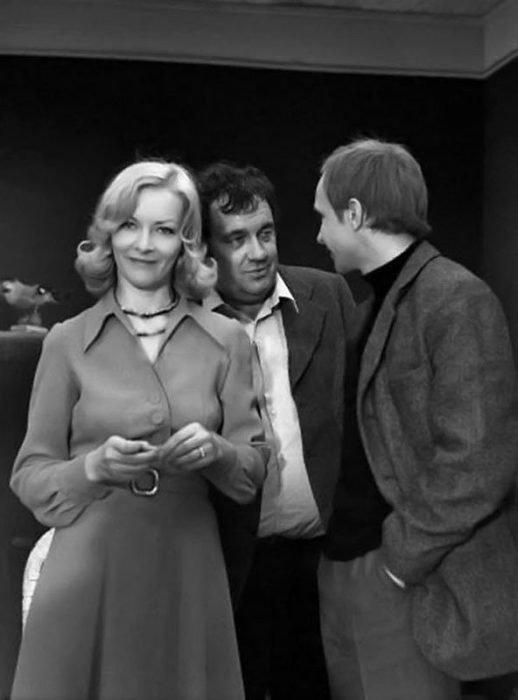 Приятная ностальгия: фото со съемочных площадок советских фильмов - фото 10