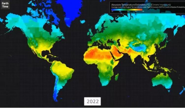 Планета накаляется: ученые рассказали, какой будет погода в мире через 80 лет - фото 2