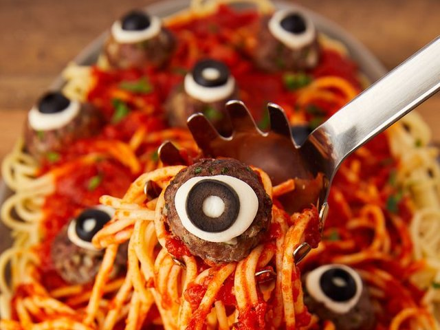 Страшно красиво: декор еды на Хэллоуин 2020 (фото)  - фото 5