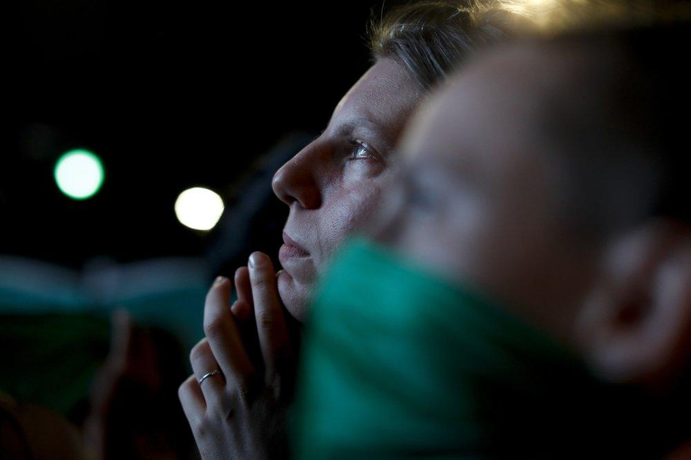 В Аргентине тысячи женщин вышли на митинг за легализацию абортов (ФОТО) - фото 2