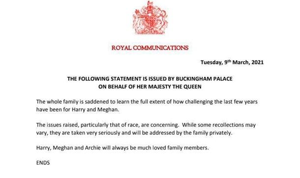 Как Елизавета II отреагировала на скандальное интервью Меган Маркл и принца Гарри - фото 2