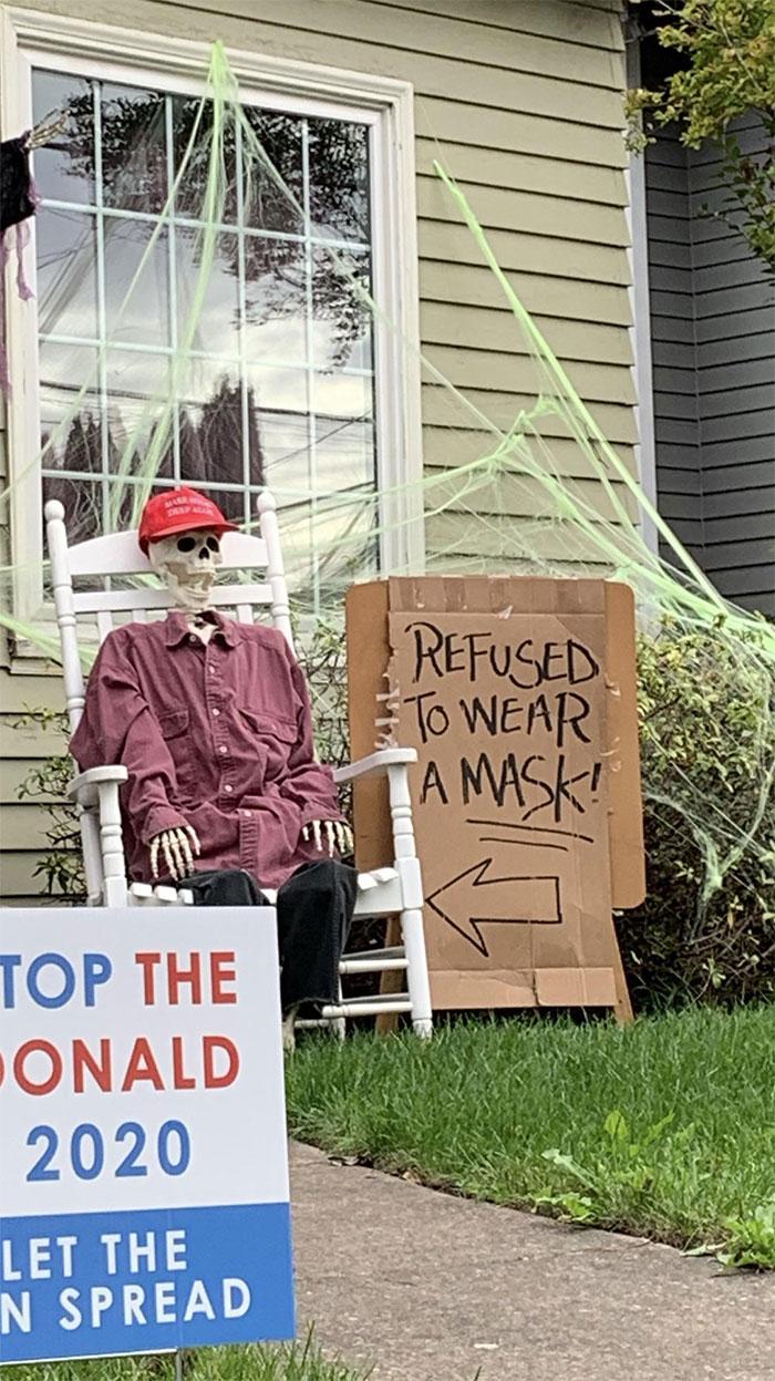 Хелловін-2020 року - свято, яке відображає нагальні проблеми людства - фото 3
