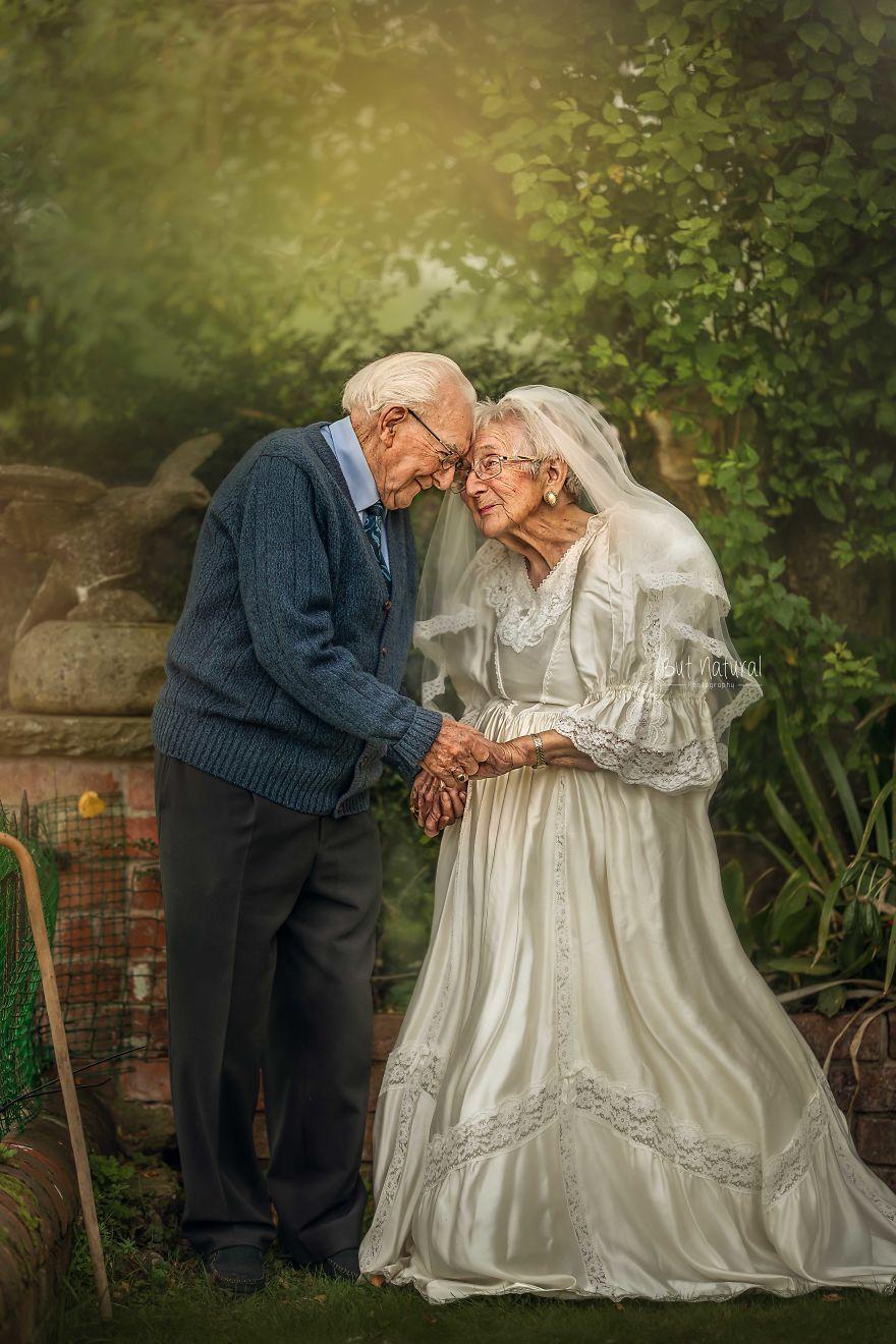 Любов вічна: фотограф зняла красиву літню пару (фото) - фото 4