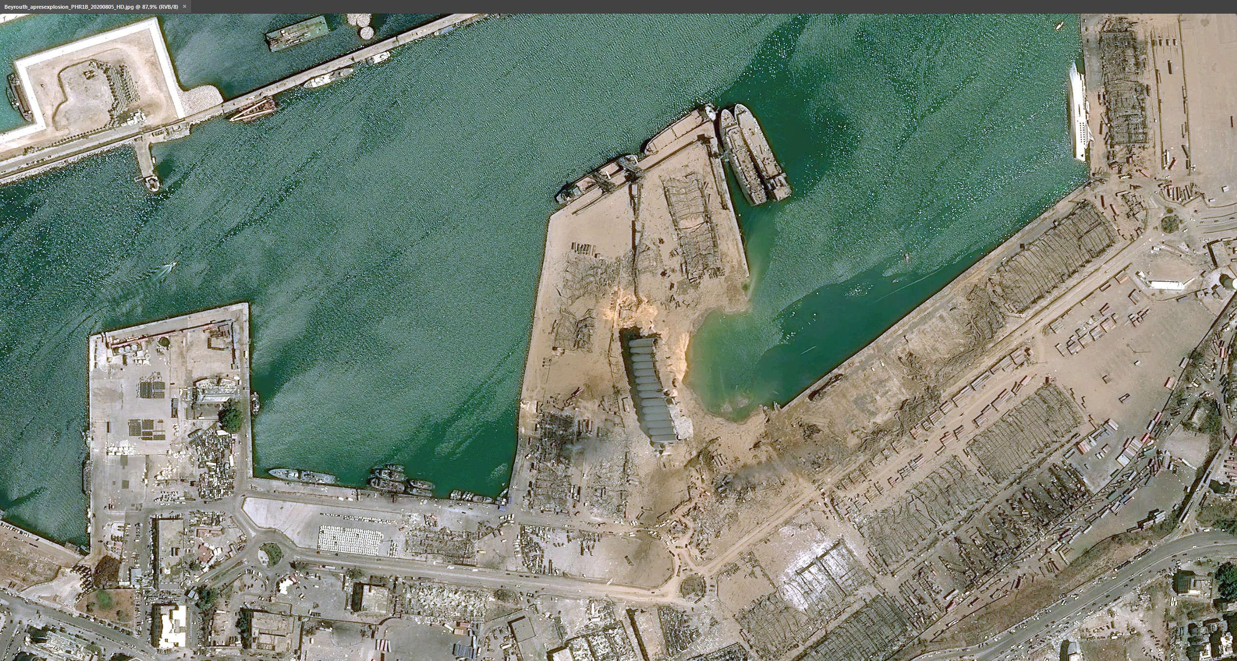 До и после взрывов: как изменился Бейрут, который накрыли тонны завалов (ВИДЕО, ФОТО) - фото 3