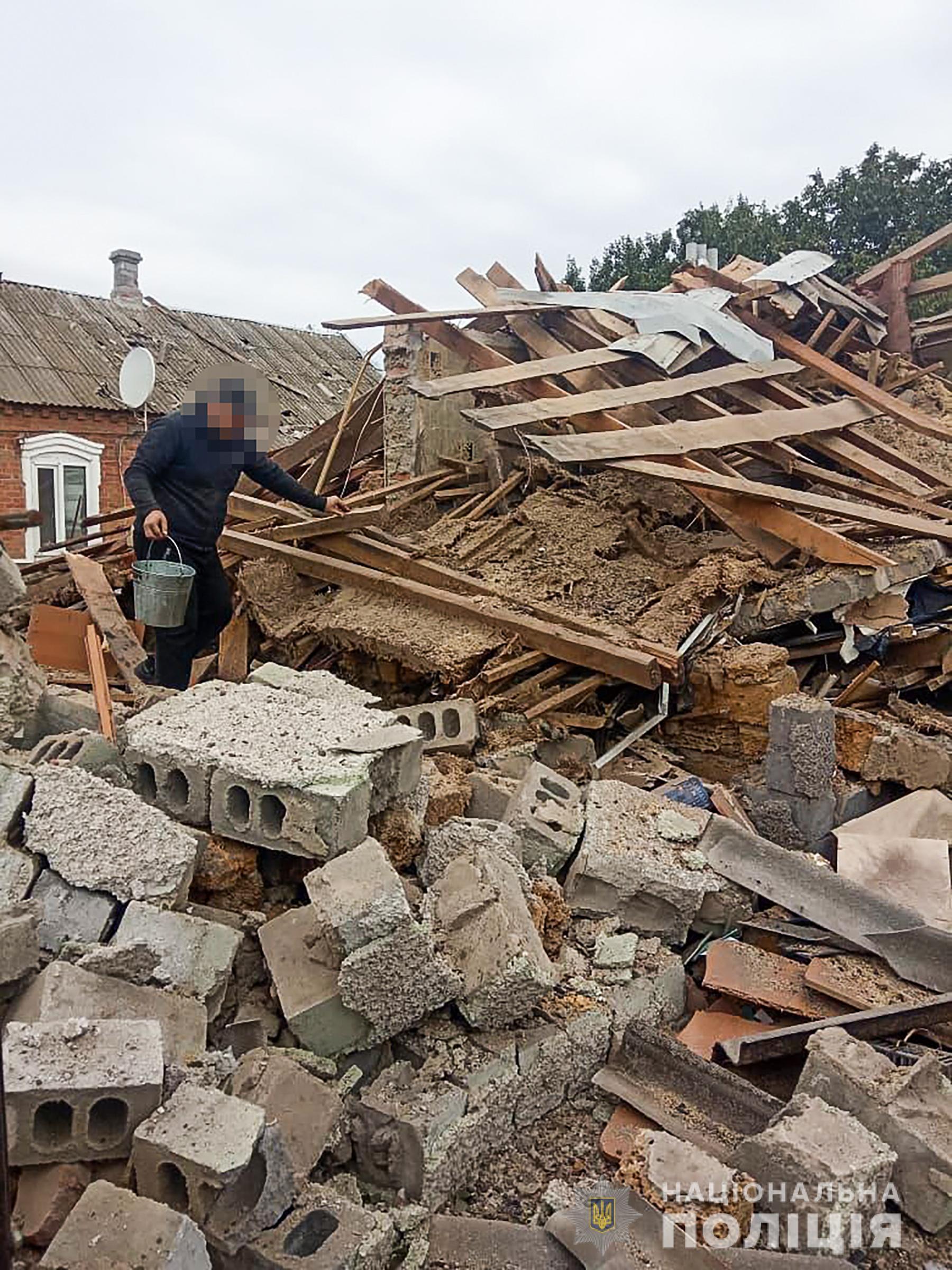У Запорізькій області чоловік підірвав свій будинок: яка причина - фото 2
