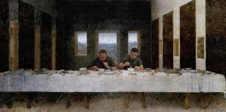 Не хлебом единым: реакция соцсетей на обед Зеленского и Ермака с военными  - фото 4