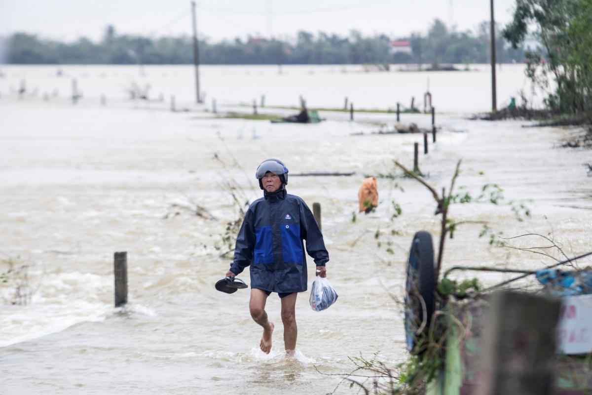 Через природні катаклізми у В'єтнамі постраждало понад 5 млн осіб - ООН - фото 11
