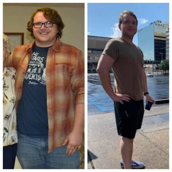 Вольові і цілеспрямовані: чоловіки, які захотіли і змогли схуднути (фото) - фото 8