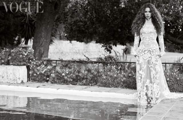 Шакіра стала зіркою мексиканського Vogue (ФОТО) - фото 4