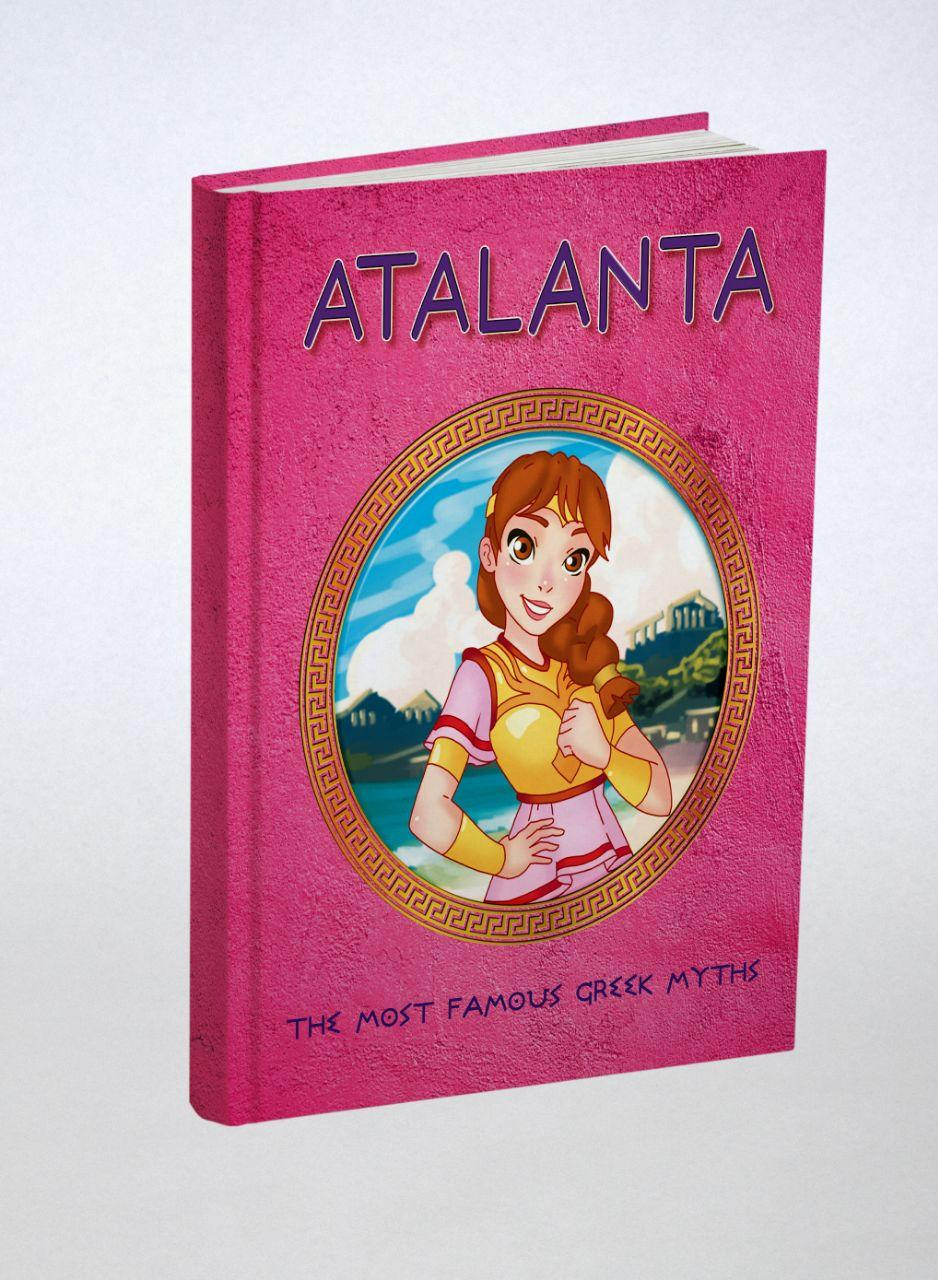 "ИД ""Масави"" представил книгу для детей ""Аталанта""  - фото 4"