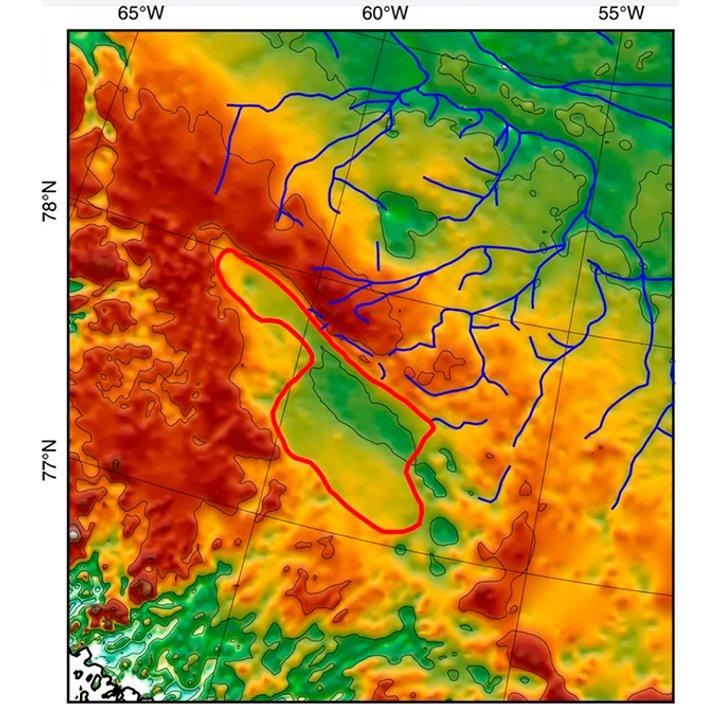 У Гренландії виявили велике озеро, якому мільйони років - фото 2